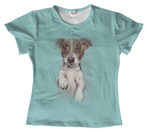 T shirt - animais - dog 09 na internet