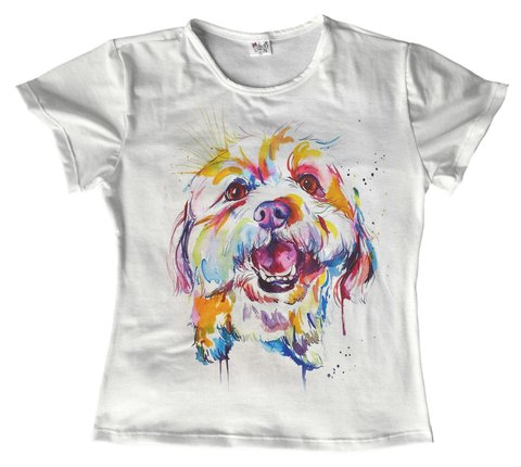 T shirt - animais - dog 11 na internet