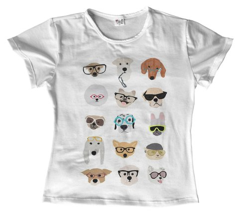 T shirt - animais - dog na internet