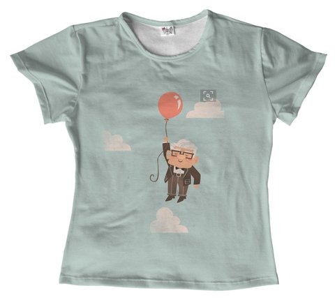 T shirt - Filme - Up Altas Aventuras 01 na internet