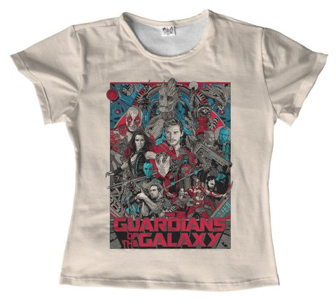 T shirt - filme - Guardiões da galaxia 06 na internet