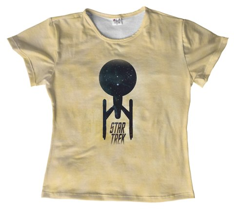 T shirt - filme - Star trek 04 na internet
