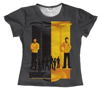 T shirt - filme - Star trek 10 na internet