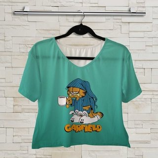T shirt - garfield 07