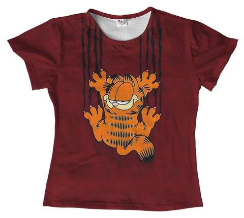 T shirt - garfield 08
