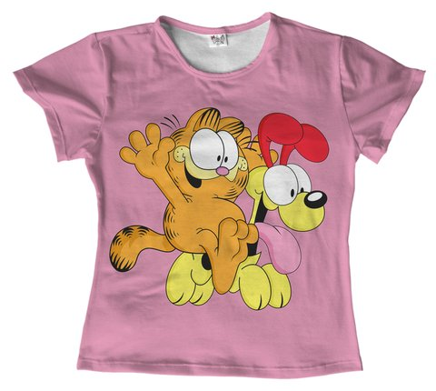 T shirt - garfield 10