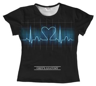 T shirt - grey's anatomy 06