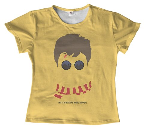 T shirt - Harry Potter 05