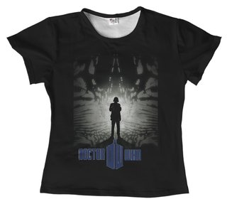 T shirt - Serie - Doctor Who 05 na internet