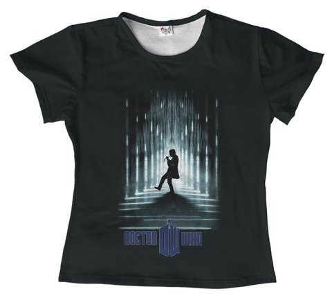 T shirt - Serie - Doctor Who 06 na internet