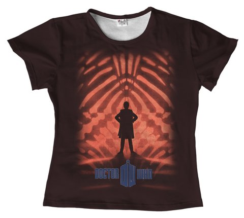 T shirt - Serie - Doctor Who 07 - comprar online