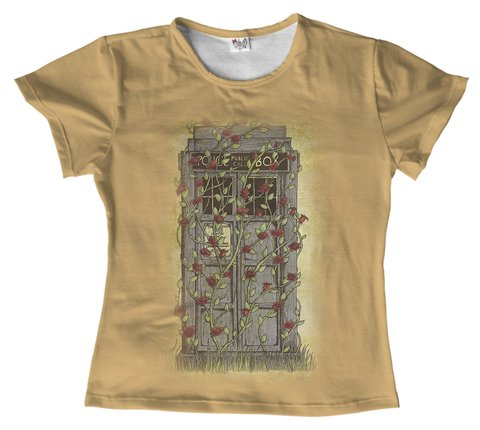 T shirt - Serie - Doctor Who 10 na internet