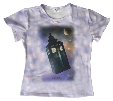 T shirt - Serie - Doctor Who 03 na internet