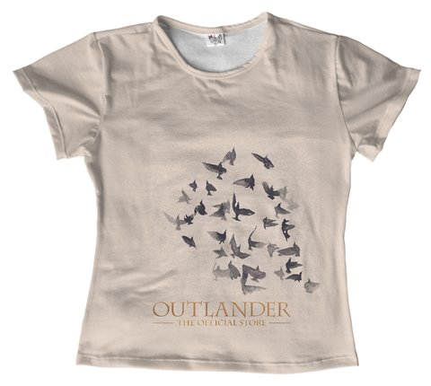 T shirt - serie - outlander 01 na internet