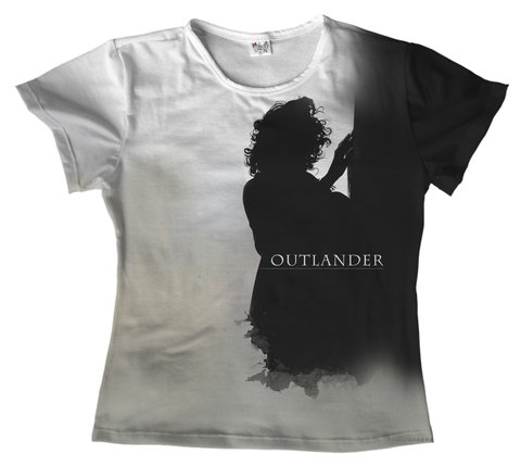 T shirt - serie - outlander 02 na internet