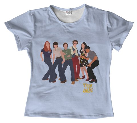 T shirt - serie - That's 70 Show 04 na internet