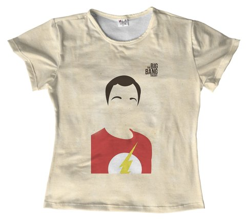 T shirt - Serie - The big bang theory 14 na internet