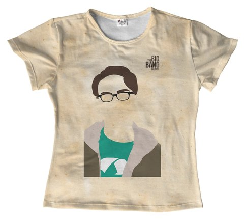 T shirt - Serie - The big bang theory 16 na internet