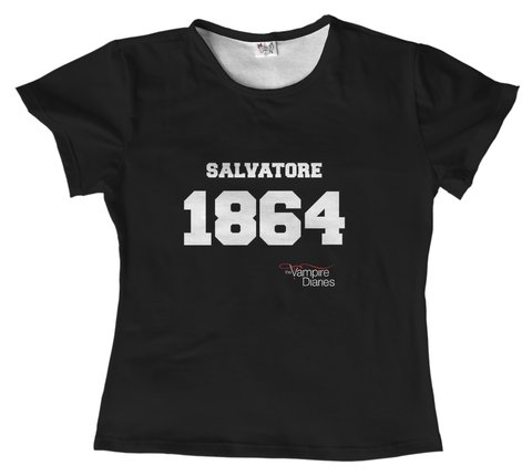 T-shirt - Série - The Vampire diaries 01 na internet