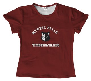 T-shirt - Série - The Vampire diaries 07 - comprar online