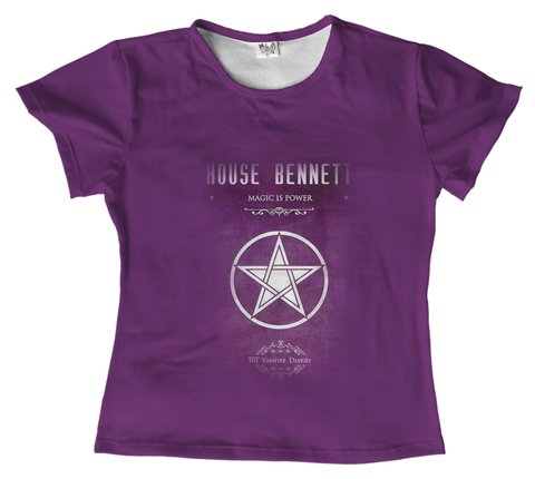 T shirt - The Vampire Diaries - House Bennett na internet
