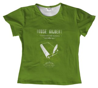 T shirt - The Vampire Diaries - House Gilbert - comprar online