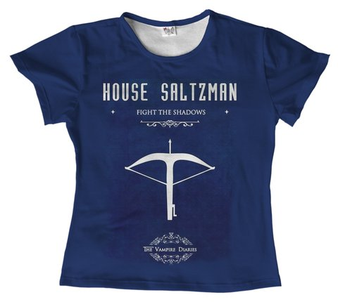 T shirt - The Vampire Diaries - House Satlzman na internet
