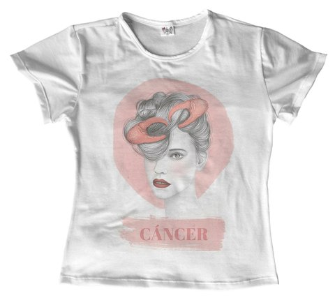 T shirt - Signo - cancer 03 - comprar online