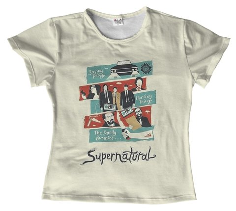 T shirt - Supernatural 15