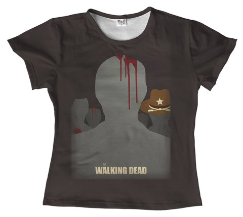 T shirt - The Walking Dead 09