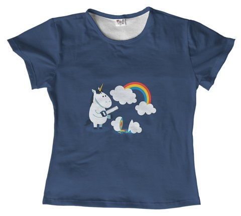 T Shirt - Tumblr - Unicorn 01