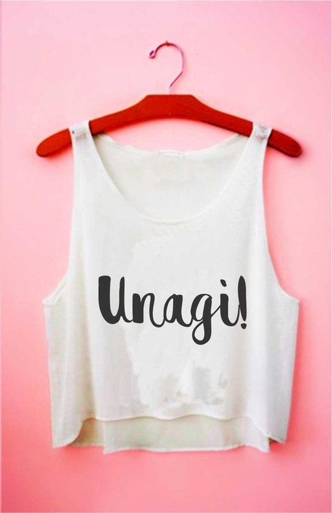 Top Cropped - Unagi!