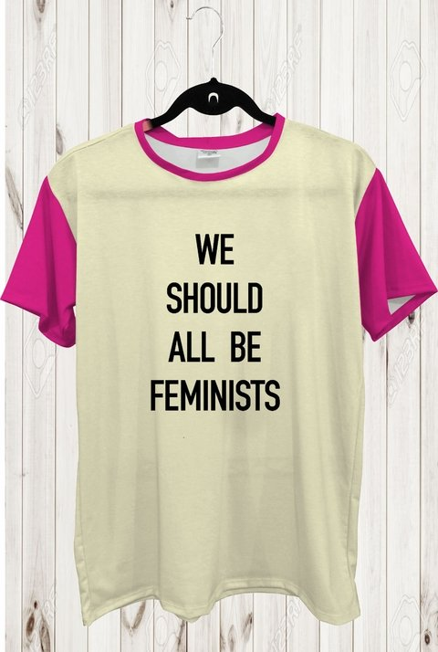Tee Max - Tumblr - we should all be feminist - comprar online