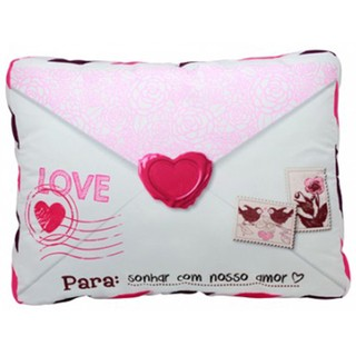 Almofada Envelope do Amor
