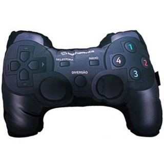 Almofada de Pescoço Controle de Vídeo Game