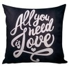 Capa para Almofada All You Need Is Love - comprar online