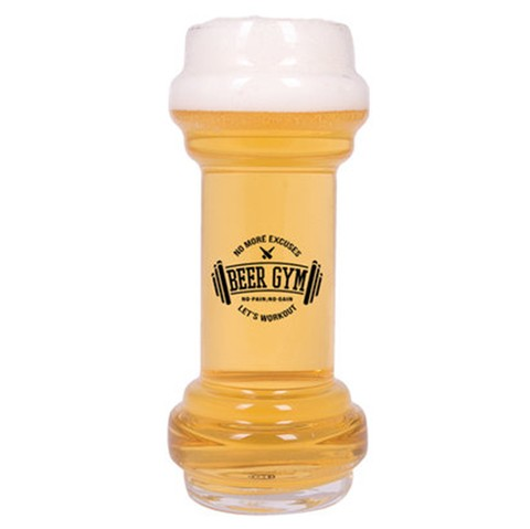 Copo Halter Beer Gym