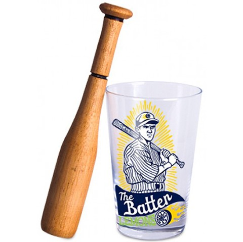 Kit Caipirinha Baseball The Batter Lemons na internet