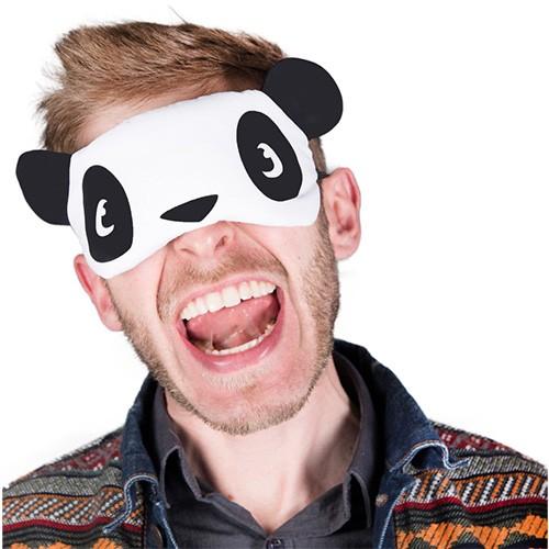 3992d0351 Máscara para Dormir Panda — Tematize | Presentes Criativos e Decoração