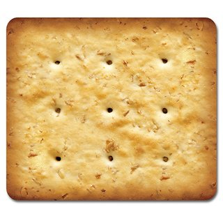 Mouse Pad Biscoito Cream Cracker