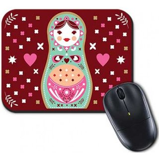 Mouse Pad Matrioska