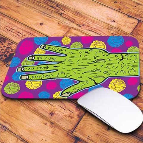 Mouse Pad Zumbi - comprar online