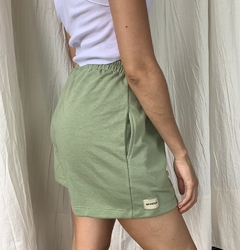 Short Jogger Green en internet