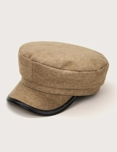 Gorra Capitán Camel - wonder.outfitters