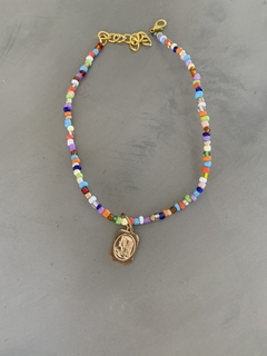 Choker multi Virgen