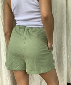 Short Jogger Green - wonder.outfitters