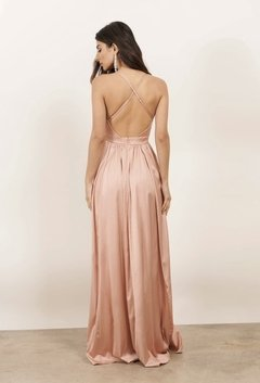 Vestido Rose Gold  - wonder.outfitters
