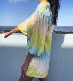 Vestido Pastel Party - wonder.outfitters