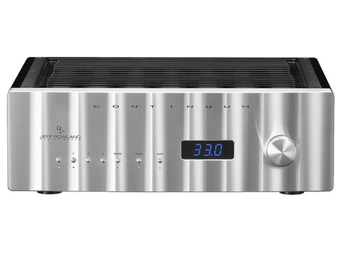 Amplificador Integrado Jeff Rowland Continuum S2