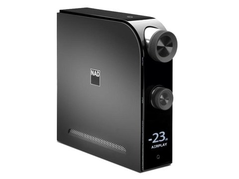 Amplificador Digital NAD D 7050